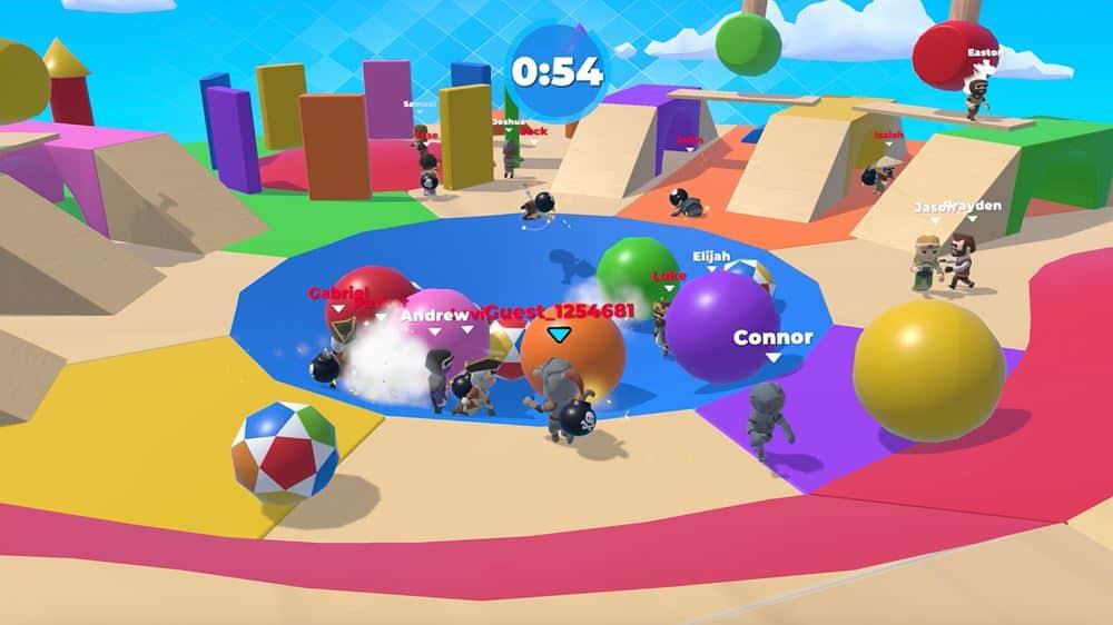 """fall-dudes-3d-jogo-estilo-fall-guys-android-1 Fall Guys Android: jogo parecido tem """"multiplayer"""" e vários modos! Baixe Agora!"""
