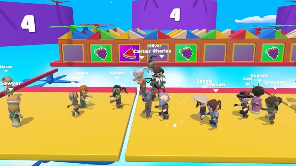 """fall-dudes-3d-jogo-estilo-fall-guys-android-2 Fall Guys Android: jogo parecido tem """"multiplayer"""" e vários modos! Baixe Agora!"""