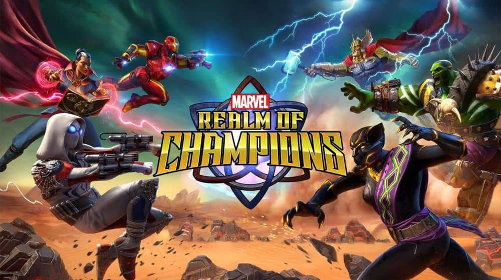 marvel-realm-of-champions-android-ios Marvel Realm of Champions ganha trailer com gameplay e pré-registro (Android e iOS)