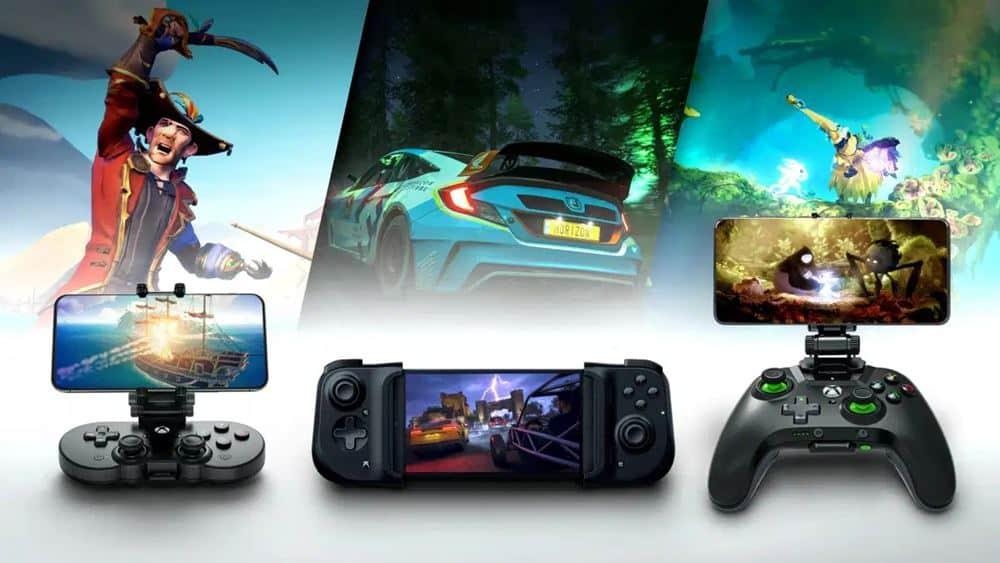 microsoft-xcloud-android-games Microsoft xCloud chega em setembro e trará jogos do Xbox One para o celular