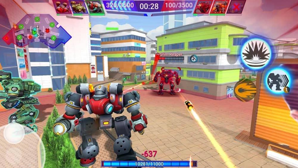 star-robots-android Star Robots é um TPS com robôs e ótimos gráficos (Android)