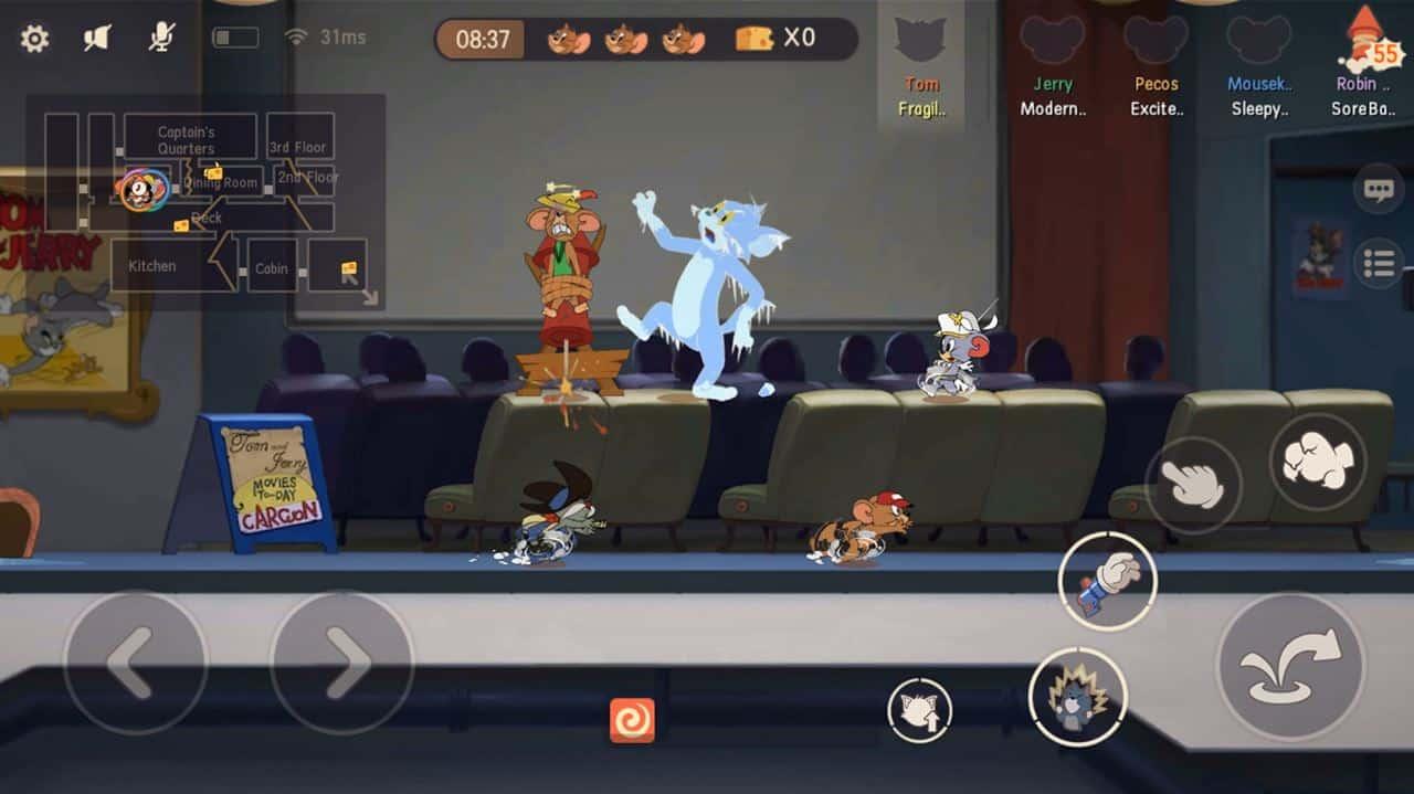 tom-jerry-chase-2 Tom and Jerry Chase: jogo da NetEase está em testes em alguns países
