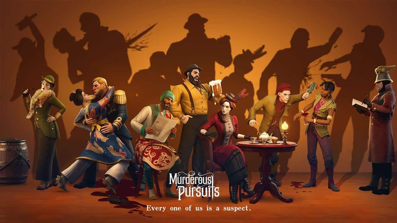 Murderous-Pursuits-android-ios Murderous Pursuits é lançado globalmente no Android e iOS
