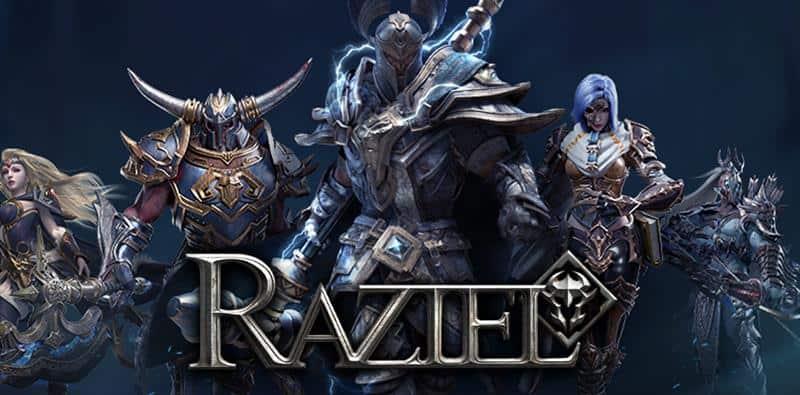 Raziel-lancamento-android-ios Raziel: Dungeon Arena é lançado globalmente no Android e iOS