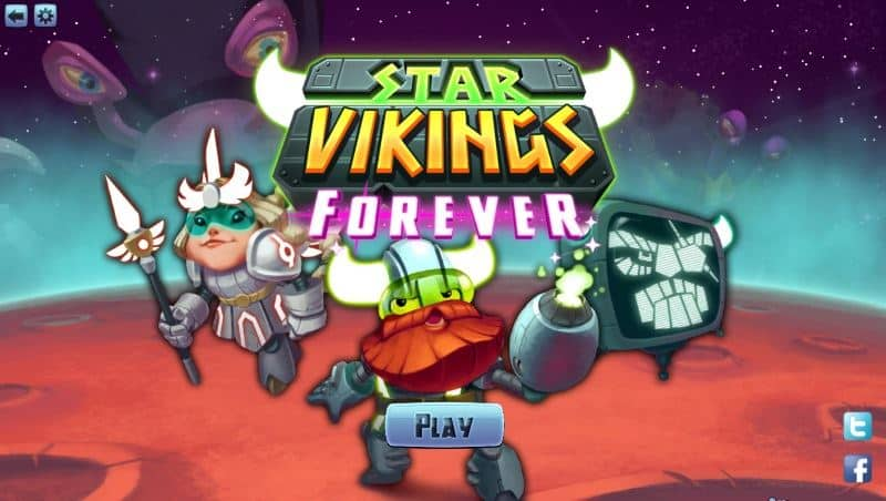StarVikings-forever-android-game Star Vikings Forever: jogo pago está de graça por tempo limitado no Android
