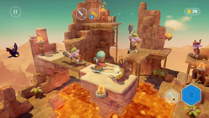 Wonderbox-The-Adventure-Maker-gameplay Aquiris anuncia Wonderbox: The Adventure Maker exclusivo para iOS