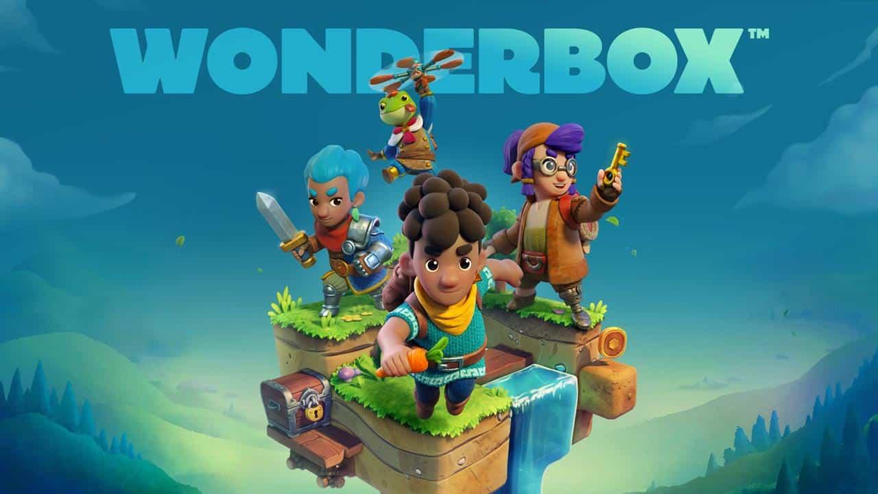 Wonderbox-The-Adventure-Maker Aquiris anuncia Wonderbox: The Adventure Maker exclusivo para iOS