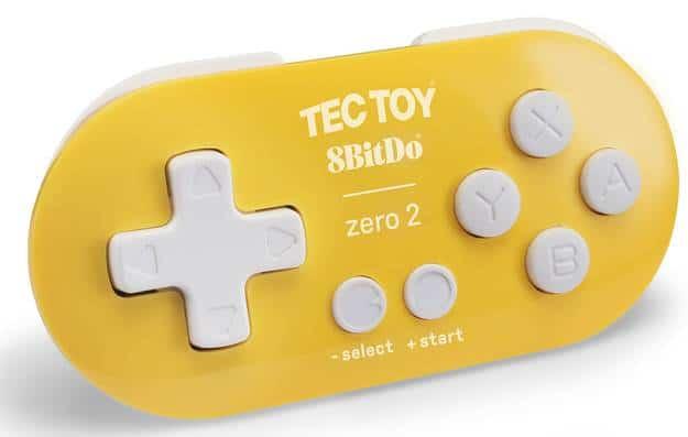 Zero-2-8BitDo-1-1 Tectoy lança novos controles Bluetooth e Smartphone