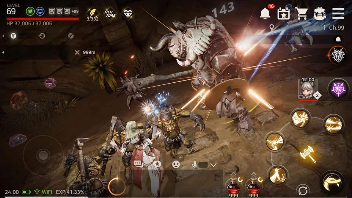 a3-still-alive-android-ios-1 A3: Still Alive mistura MMORPG e Battle Royale, game está em pré-registro no Brasil
