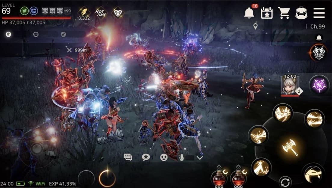 a3-still-alive-android-ios-10 A3: Still Alive mistura MMORPG e Battle Royale, game está em pré-registro no Brasil
