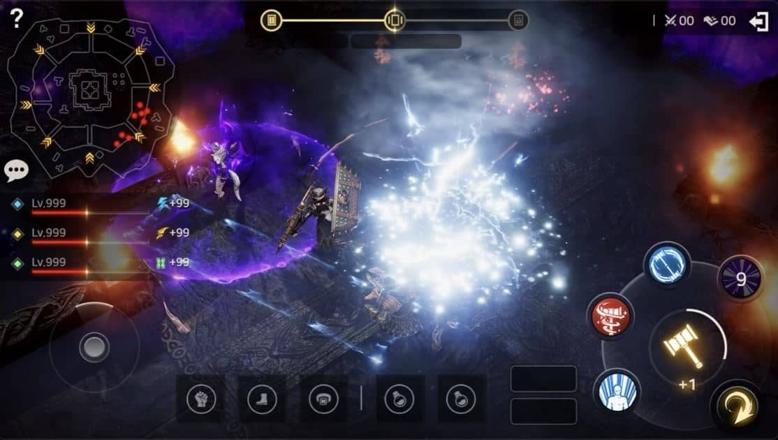 a3-still-alive-android-ios-11 A3: Still Alive mistura MMORPG e Battle Royale, game está em pré-registro no Brasil