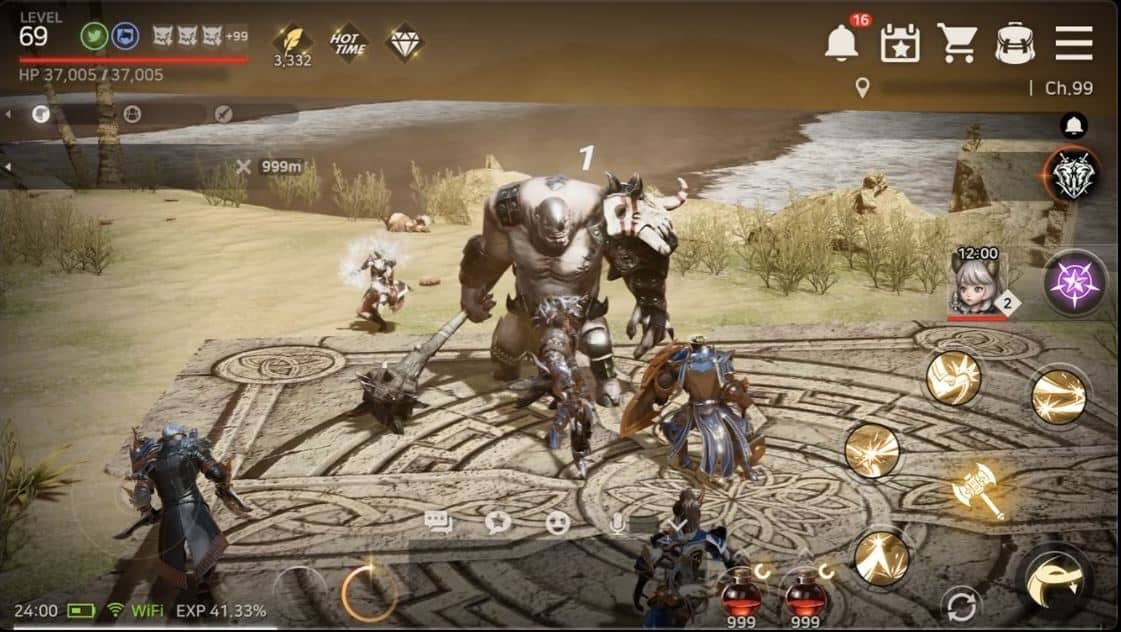 a3-still-alive-android-ios-5 A3: Still Alive mistura MMORPG e Battle Royale, game está em pré-registro no Brasil