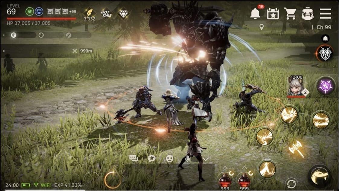 a3-still-alive-android-ios-7 A3: Still Alive mistura MMORPG e Battle Royale, game está em pré-registro no Brasil