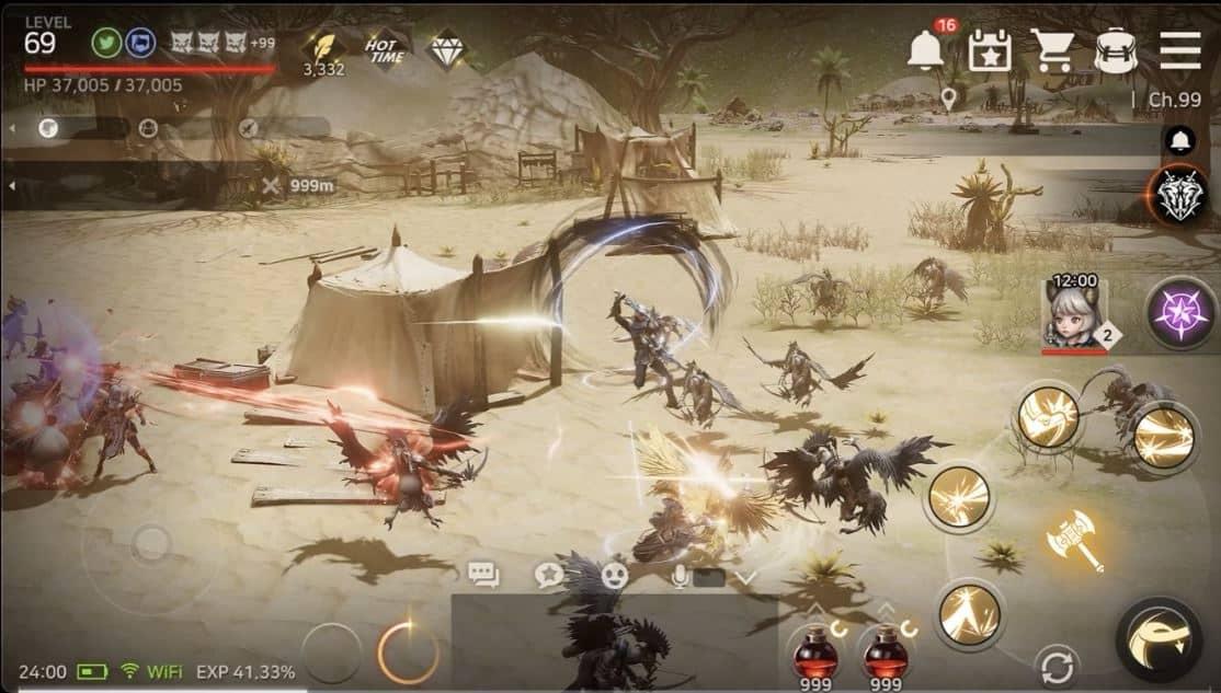 a3-still-alive-android-ios-9 A3: Still Alive mistura MMORPG e Battle Royale, game está em pré-registro no Brasil