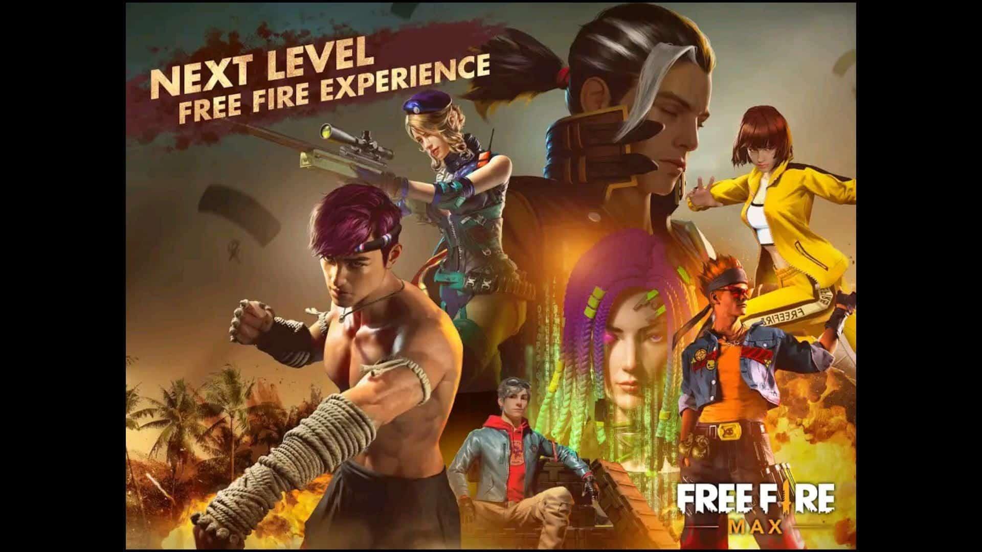 free-fire-max-imagens-googleplay-2 Free Fire Max é lançado na Bolívia, Vietnã e Malásia (Acesso Antecipado)