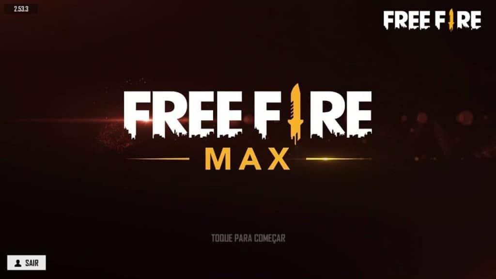 """free-fire-max-tela-login-android-1024x576 Free Fire Max chega em dezembro e trará """"novos"""" gráficos"""