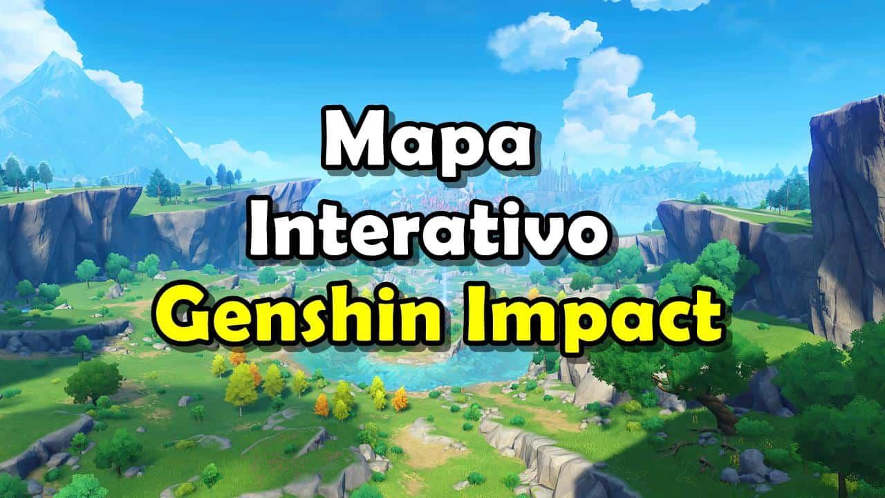 genshin-impact-mapa-interativo-game-android-ios-ps4 Genshin Impact: Mapa Interativo mostra localização de baús, anemos e muito mais