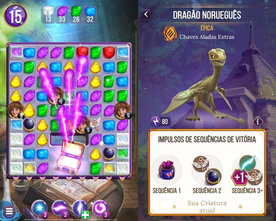 harry-potter-puzzles-spells-android-ios-1 Zynga lança Harry Potter: Puzzles & Spells para Android e iOS