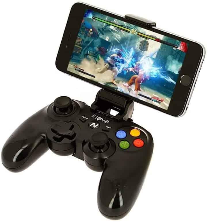 inova-px1-con-8199 6 Controles BARATOS para Celular Android