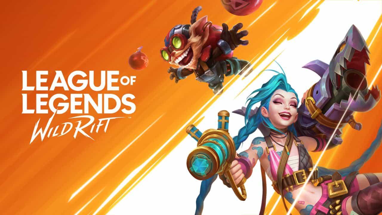 """league-of-legends-wild-rift-cbt LoL Wild Rift: teste beta fechado começou no """"SEA"""""""