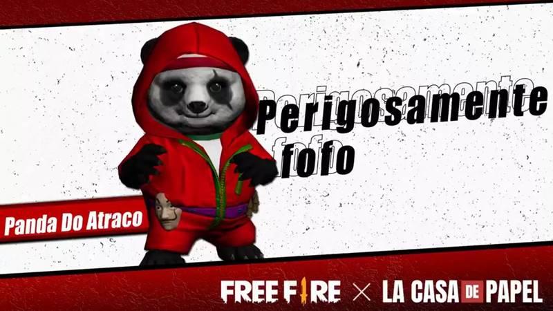 panda-do-atraco-free-fire Como ganhar o pet Panda DE GRAÇA no FREE FIRE