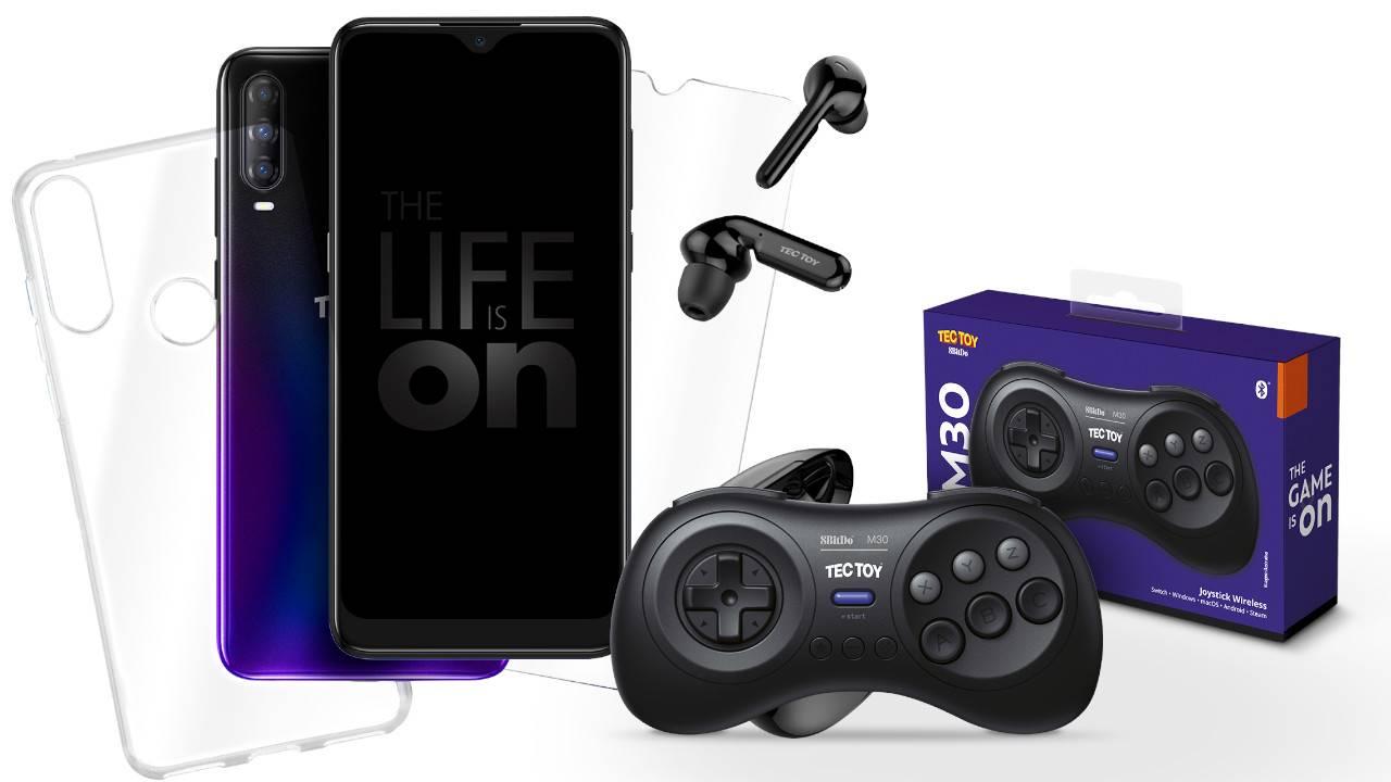Tectoy lança novos controles Bluetooth e Smartphone - Mobile Gamer | Tudo sobre Jogos de Celular