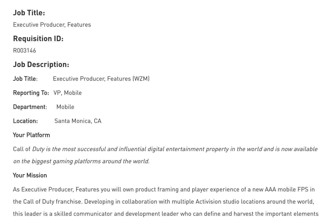 vazamento-cod-warzone-mobile-1 Activision está planejando um Call of Duty Warzone para celular? Vazamento diz que sim!