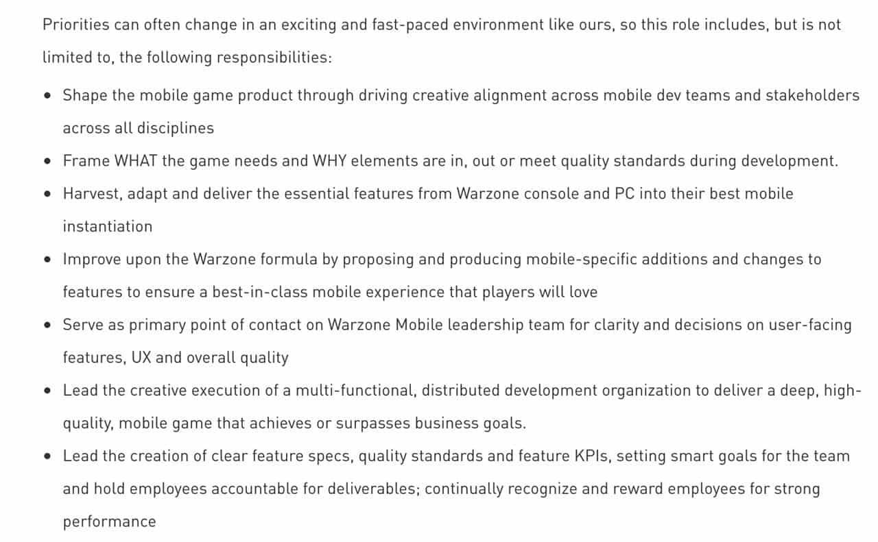 vazamento-cod-warzone-mobile-2 Activision está planejando um Call of Duty Warzone para celular? Vazamento diz que sim!