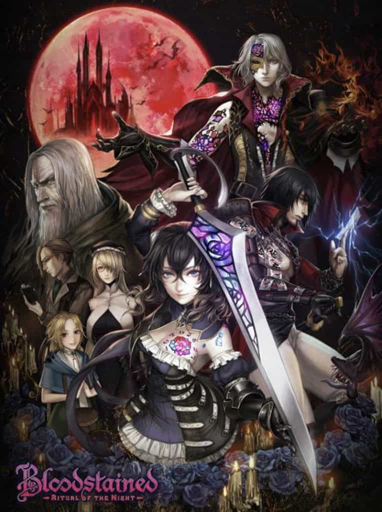 Bloodstained-android-ios-1-765x1024 NetEase vai trazer Bloodstained: Ritual of the Night para Android e iOS