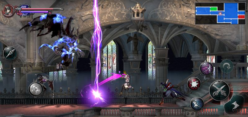 Bloodstained-android-ios-5 NetEase vai trazer Bloodstained: Ritual of the Night para Android e iOS