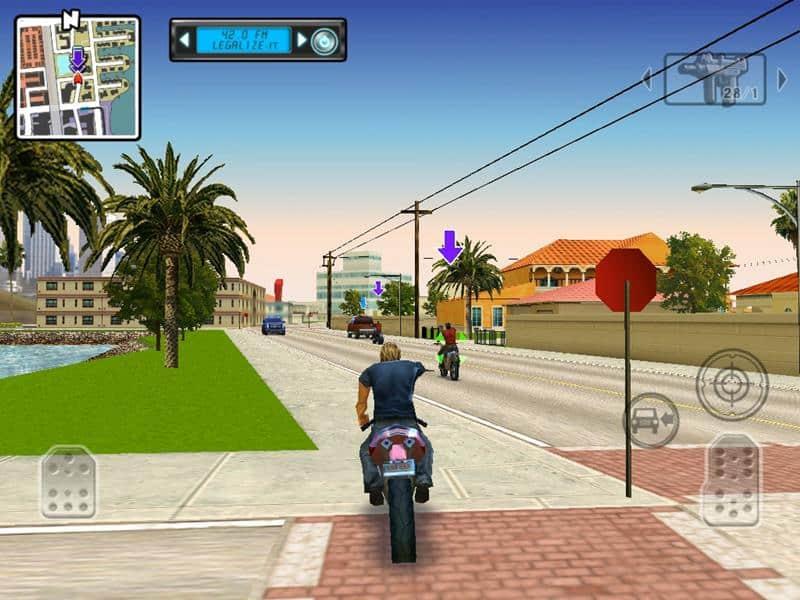 Gangstar-Miami-Vindication-gameloft 22 Melhores Jogos Offline Antigos da Gameloft