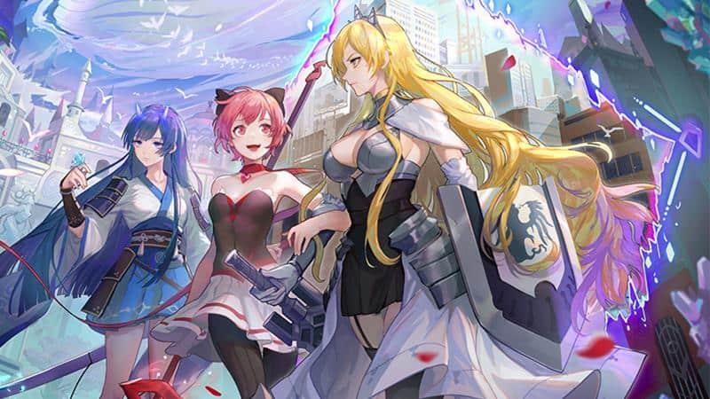 Illusion-Connect Illusion Connect: RPG de Shojo tático para celular já está disponível para baixar