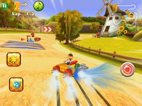 Shrek-Kart 22 Melhores Jogos Offline Antigos da Gameloft