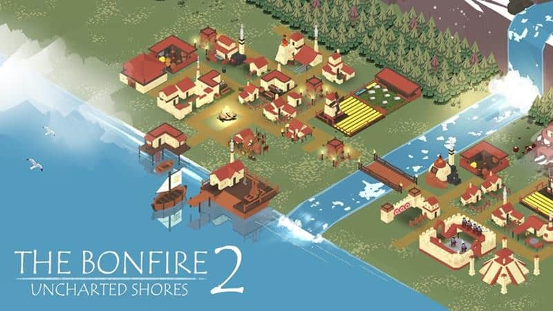 The-Bonfire-2-Uncharted-Shores The Bonfire 2 Uncharted Shores: inscreva-se no teste beta fechado e recebe uma key do jogo
