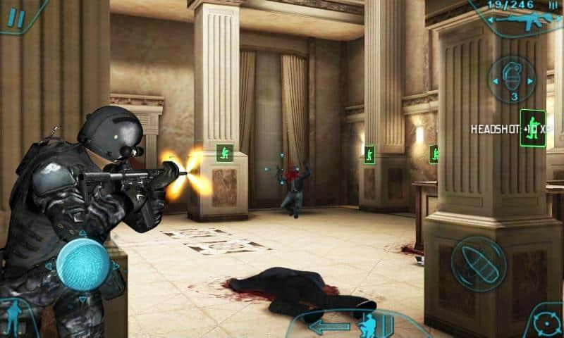 Tom-Clancys-Rainbow-Six-Shadow-Vanguard 22 Melhores Jogos Offline Antigos da Gameloft