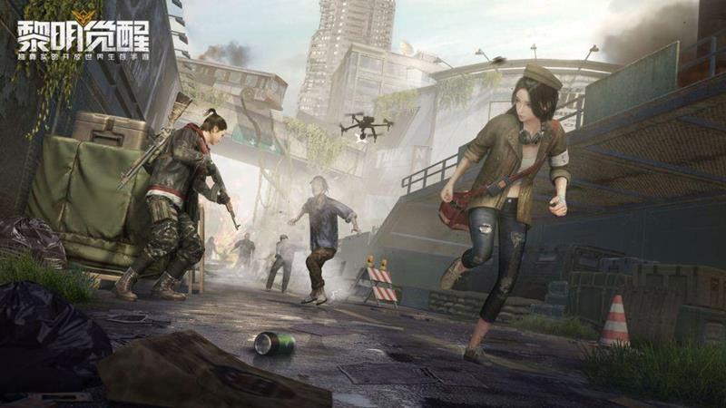 """Dawn Awakening: novo hit ou só mais um jogo de sobrevivência"""""""