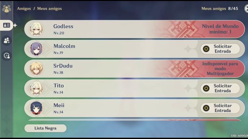 genshin-impact-dicas-como-jogar-com-amigos-2 Como jogar multiplayer com os amigos em Genshin Impact