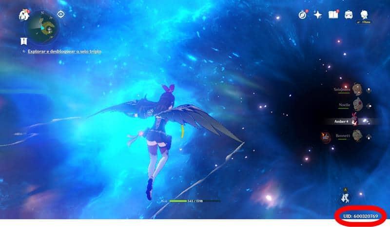 Como Jogar Multiplayer Com Os Amigos Em Genshin Impact Mobile Gamer Tudo Sobre Jogos De Celular