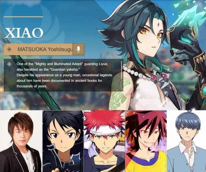 "genshin-impact-dublagem Review Genshin Impact - redefinindo os RPGs ""gacha"""