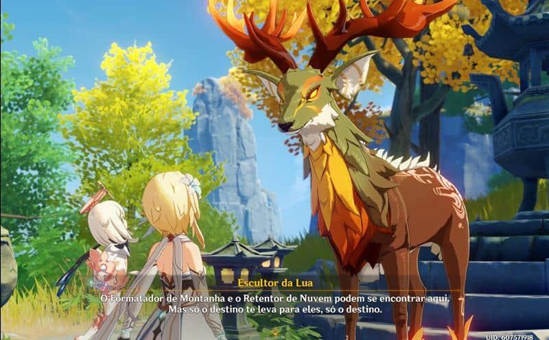 "genshin-impact-graficos Review Genshin Impact - redefinindo os RPGs ""gacha"""