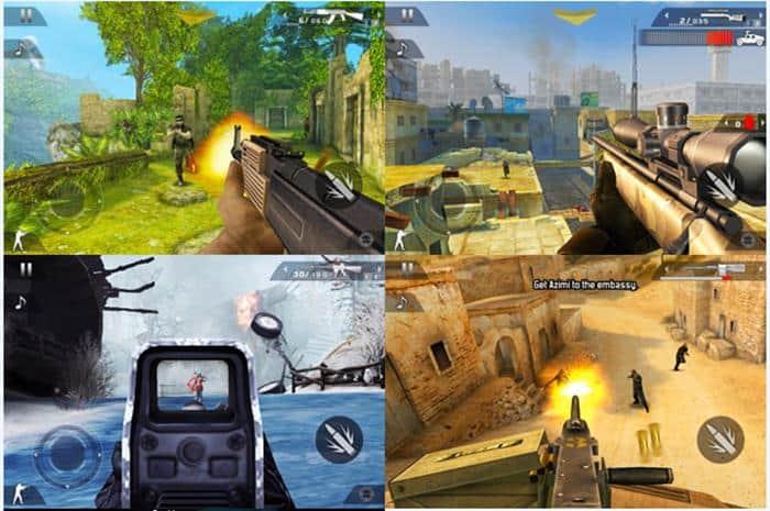 modern-combat-2-black-pegasus-gameloft 22 Melhores Jogos Offline Antigos da Gameloft