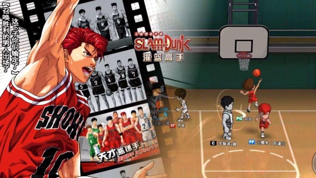 slam-dunk-android-ios-1024x576 Slam Dunk: anime dos anos 90 vai ganhar jogo para Android e iOS