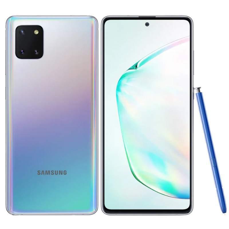 Samsung-Galaxy-Note-10 Os MELHORES celulares para comprar no começo de 2021 (De R$ 800 a R$ 2.5 mil)