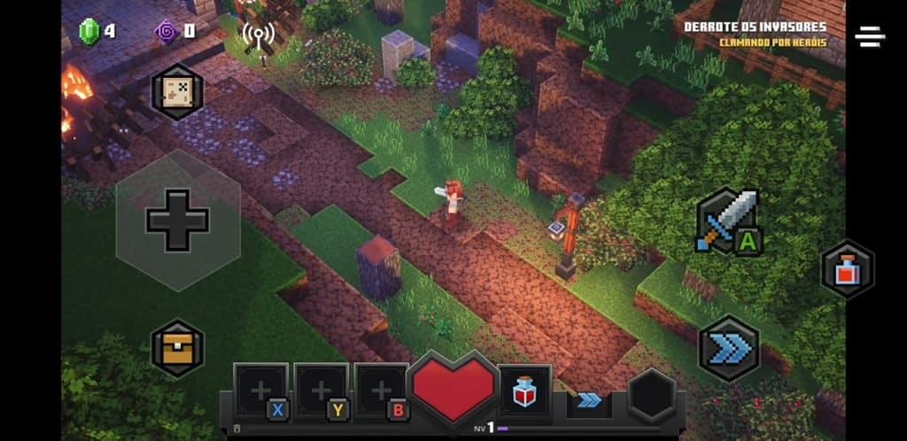 xcloud-no-brasil-xbox-game-pass-android-minecraft-dungeon-1024x498 Project xCloud: tudo que você precisa saber