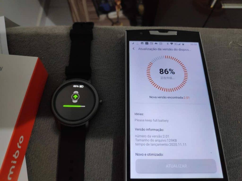 mibro-air-atualizacao-1024x768 Xiaomi Mibro Air – Review Completo