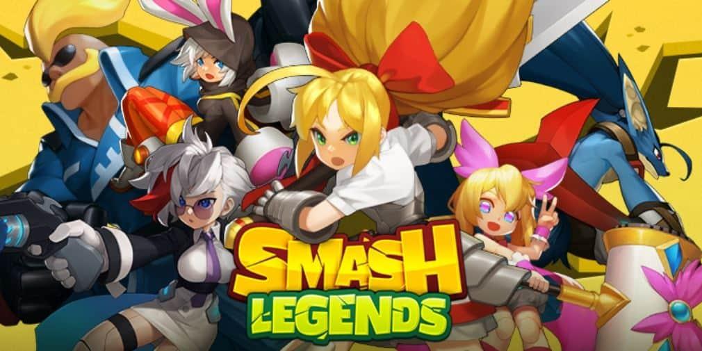 """smash-legends-ios-android-featured Smash Legends poderia ser um """"Power Stone"""" para Android e iOS"""