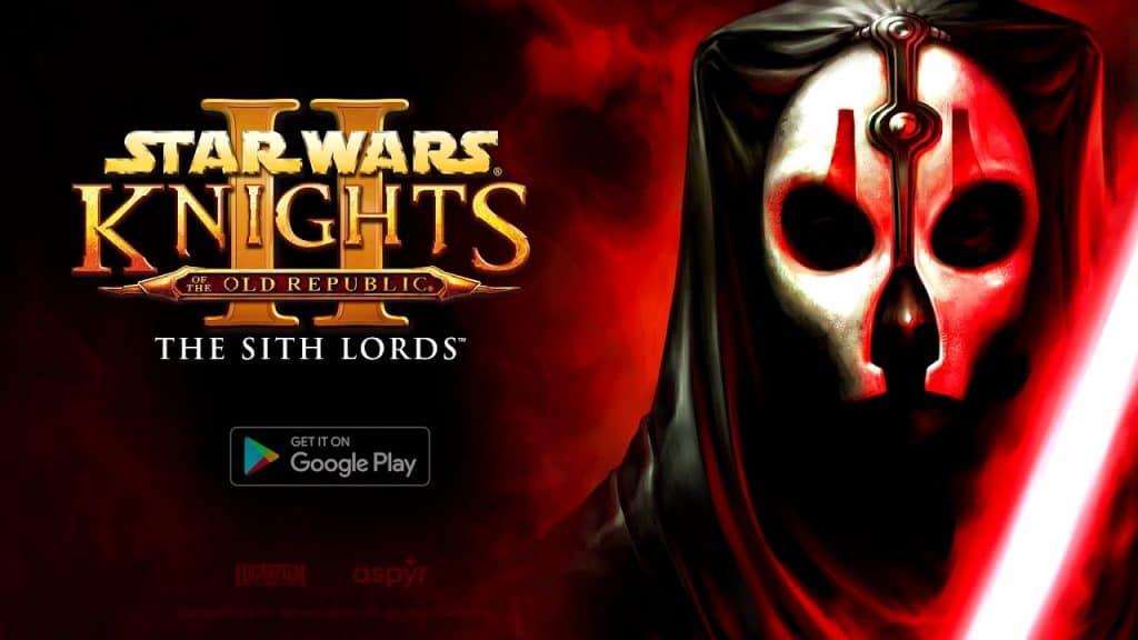star-wars-kotor-2-1024x576 Star Wars KOTOR II é lançado nos celulares com preço em torno de R$ 80