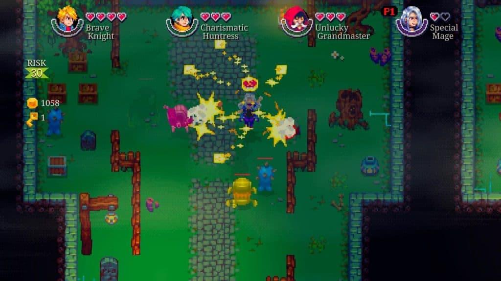 oceanhorn-roguelike-1024x576 Oceanhorn: Chronos Dungeon é lançado como exclusivo do Apple Arcade