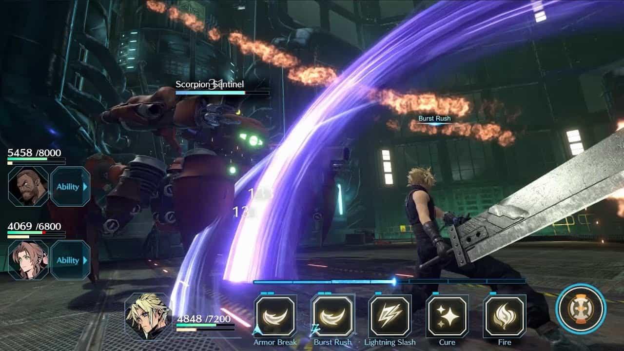 Final Fantasy Vii Ever Crisis Rpg Em Episódios Será Lançado No Android E Ios Mobile Gamer Tudo Sobre Jogos De Celular