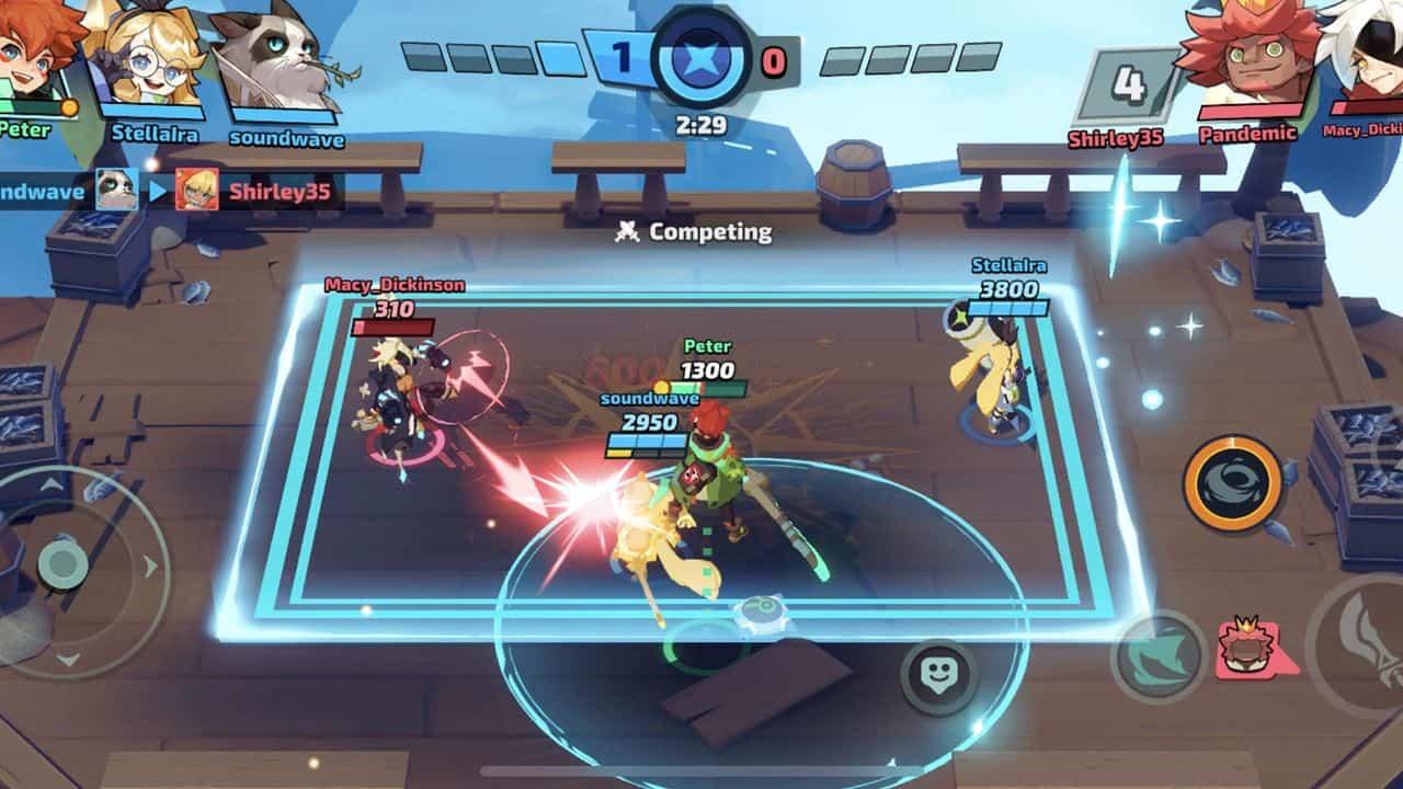 Smash Legends está em teste no Android! Baixe o APK! - Mobile Gamer   Jogos de Celular